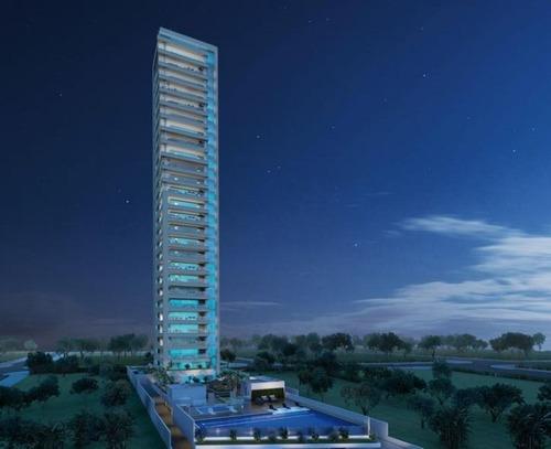 apartamento em graciosa - orla 14, palmas/to de 237m² 4 quartos à venda por r$ 1.563.000,00 - ap95606