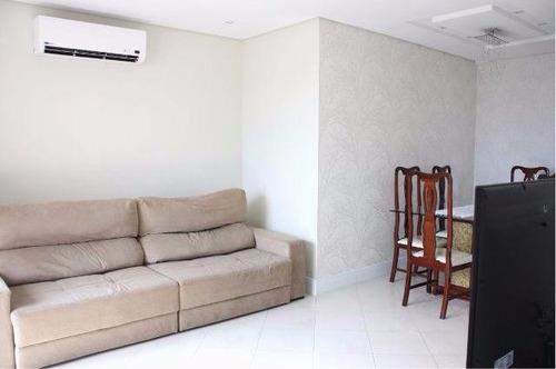 apartamento em guarulhos vila galvão com 107m² reformado