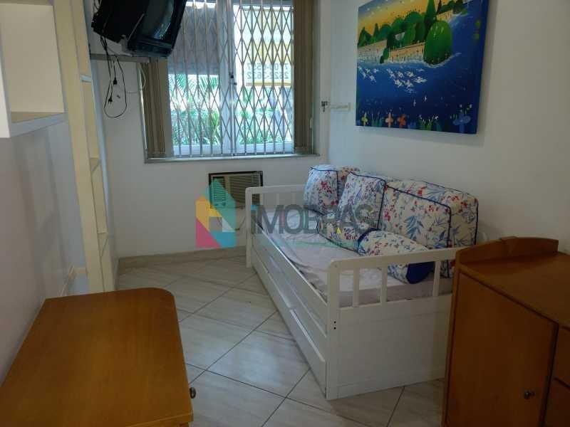 apartamento em ipanema com vaga de garagem e pequena área externa!! - cpap20502