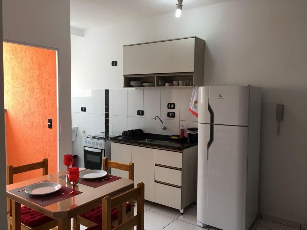 apartamento em ipiranguinha, ubatuba/sp de 45m² 2 quartos à venda por r$ 218.000,00 - ap177760