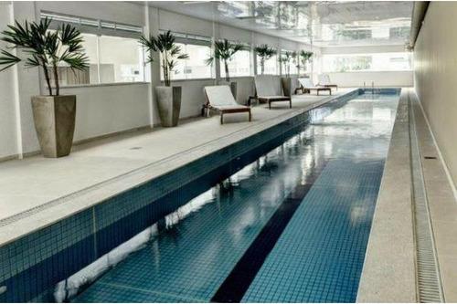 apartamento em itacorubi, florianópolis/sc de 69m² 2 quartos à venda por r$ 650.000,00 - ap243000