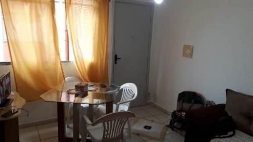 apartamento em itanhaém 1500m do mar 6259