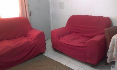 apartamento em itanhaém-sp, possui 2 dormitórios - 4822/p