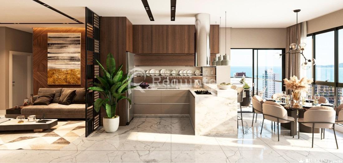 apartamento em itapema com 2 suítes a venda - 1709