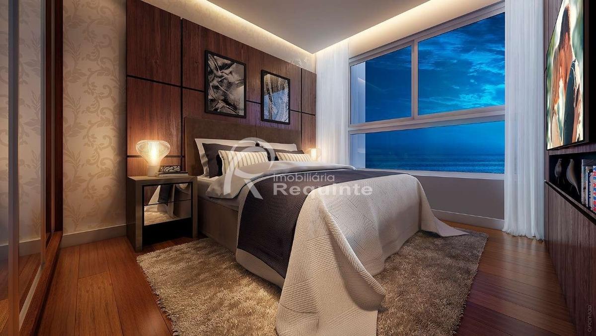 apartamento em itapema quadra do mar com 3 suítes - 136