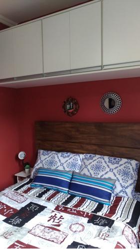 apartamento em itaquera na vila carmosina 2 dorm e 1 vaga
