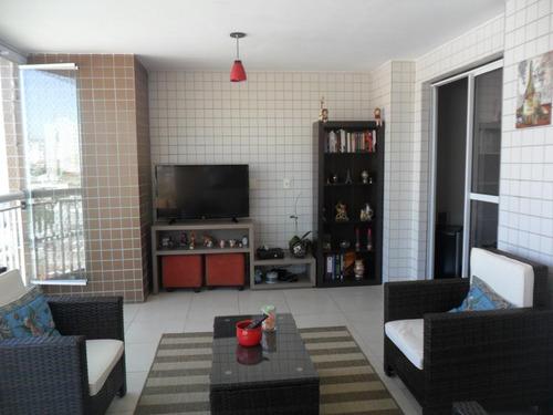 apartamento em jardim anália franco, são paulo/sp de 124m² 3 quartos à venda por r$ 915.000,00 - ap236268