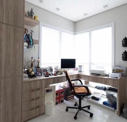 apartamento em jardim anália franco, são paulo/sp de 330m² 4 quartos à venda por r$ 3.700.000,00 - ap203518