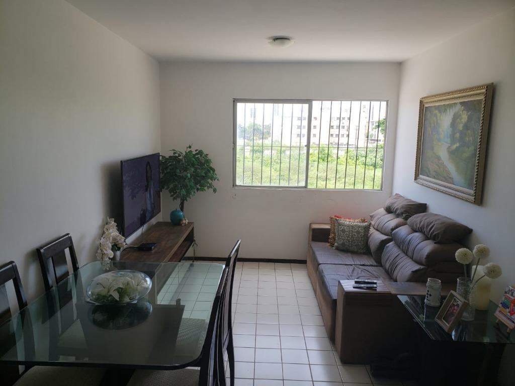 apartamento em jardim atlântico, olinda/pe de 48m² 2 quartos à venda por r$ 98.000,00 - ap175004