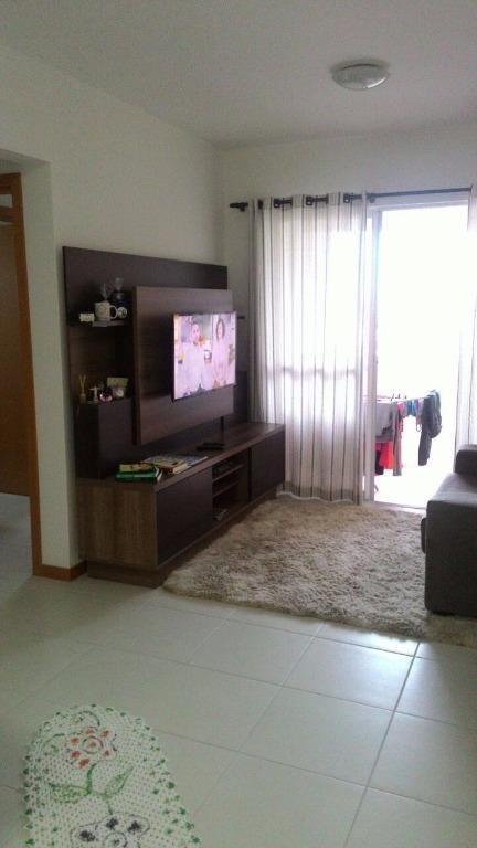 apartamento em jardim cidade de florianópolis, são josé/sc de 67m² 2 quartos à venda por r$ 265.000,00 - ap198292