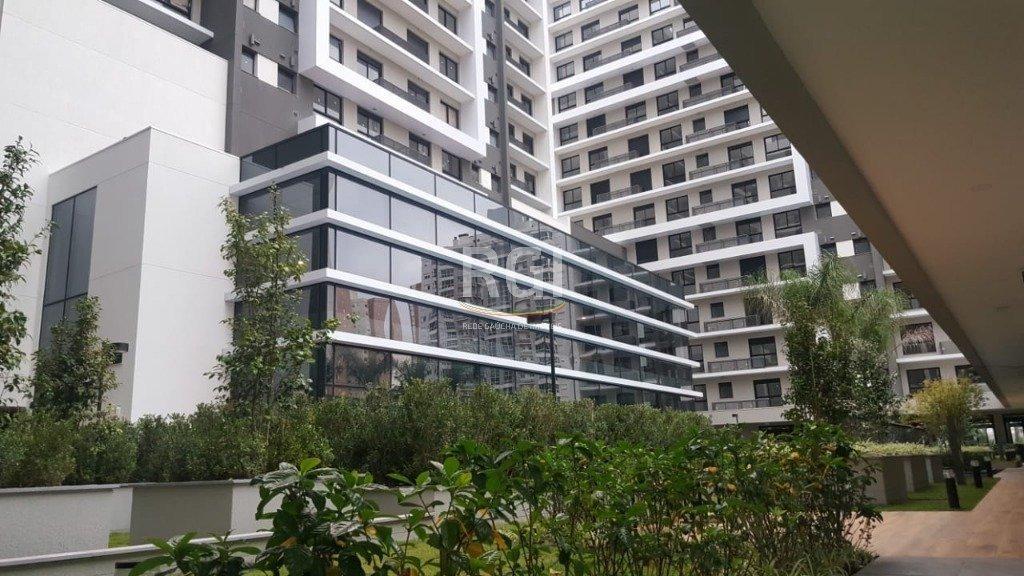 apartamento em jardim do salso com 1 dormitório - ht77