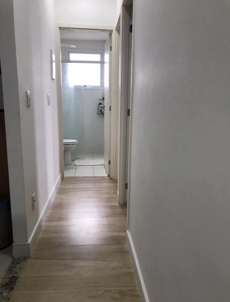 apartamento em jardim europa, vargem grande paulista/sp de 48m² 2 quartos para locação r$ 800,00/mes - ap335462