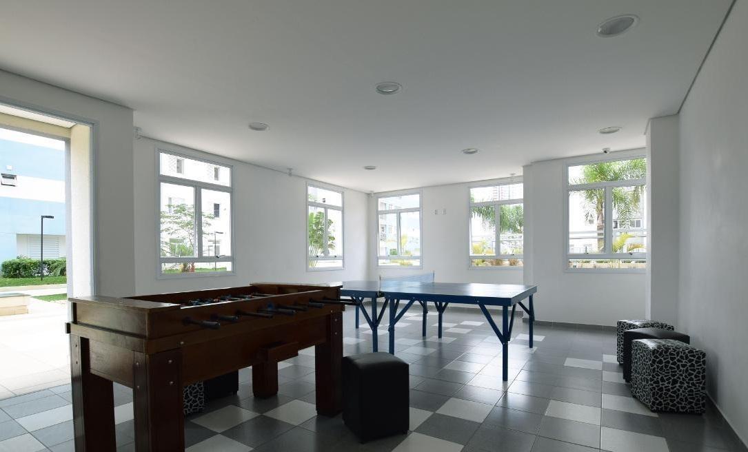 apartamento em jardim flor da montanha, guarulhos/sp de 58m² 2 quartos à venda por r$ 280.000,00 - ap362542