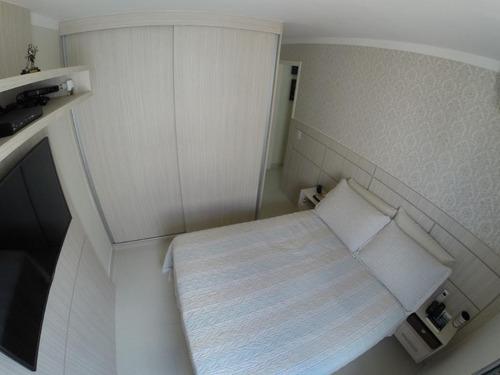 apartamento em jardim nova europa, campinas/sp de 50m² 2 quartos à venda por r$ 280.000,00 - ap220641