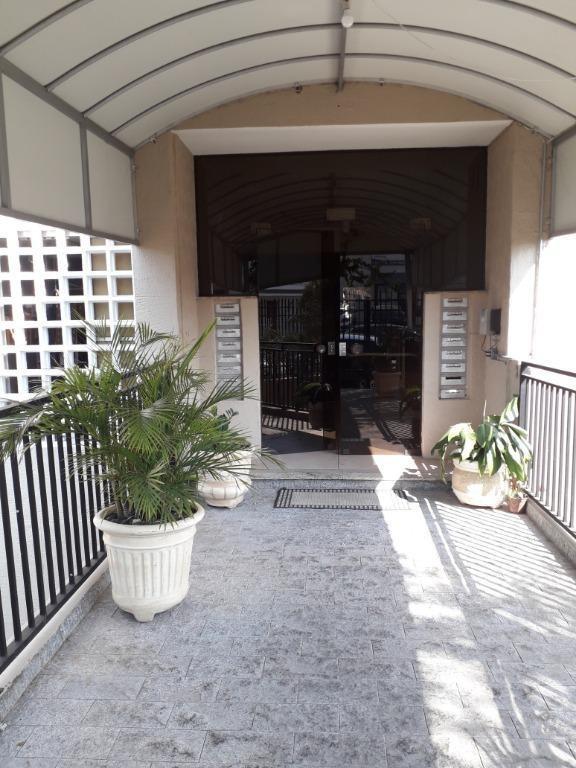 apartamento em jardim santo antônio, valinhos/sp de 60m² 2 quartos à venda por r$ 245.000,00 - ap220593