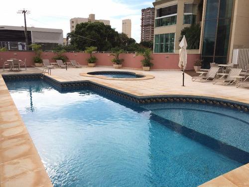 apartamento em jardim sumaré, araçatuba/sp de 250m² 3 quartos à venda por r$ 1.100.000,00 - ap81715