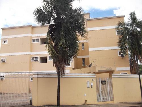 apartamento em jardim sumaré, araçatuba/sp de 38m² 1 quartos para locação r$ 598,00/mes - ap274582