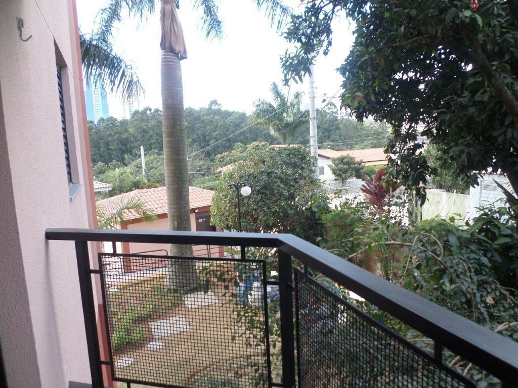 apartamento em jardim tupanci, barueri/sp de 59m² 2 quartos à venda por r$ 330.000,00 - ap304119
