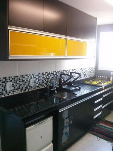 apartamento em jardim wanda, taboão da serra/sp de 1100m² 2 quartos à venda por r$ 570.000,00 - ap273042