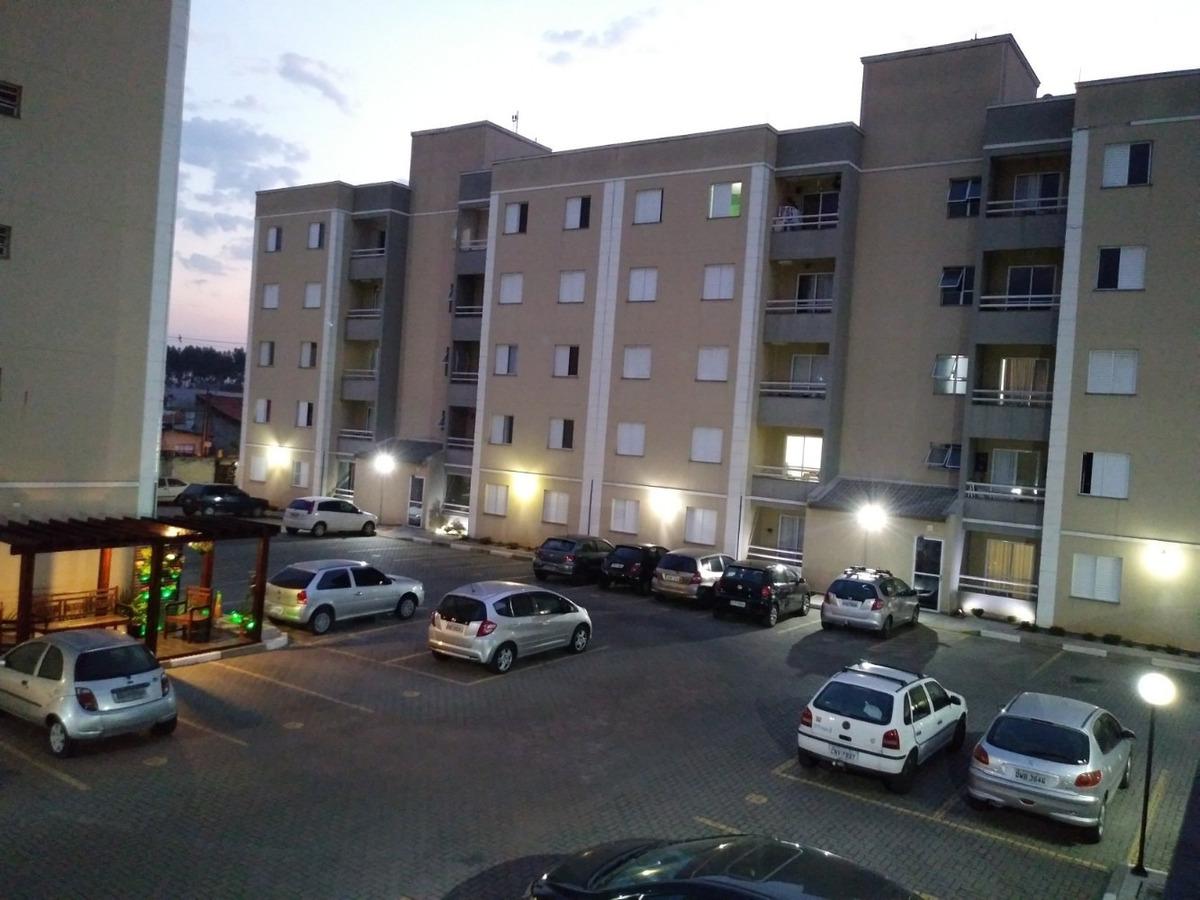 apartamento em jundiapeba, 2 quartos, 1 vaga