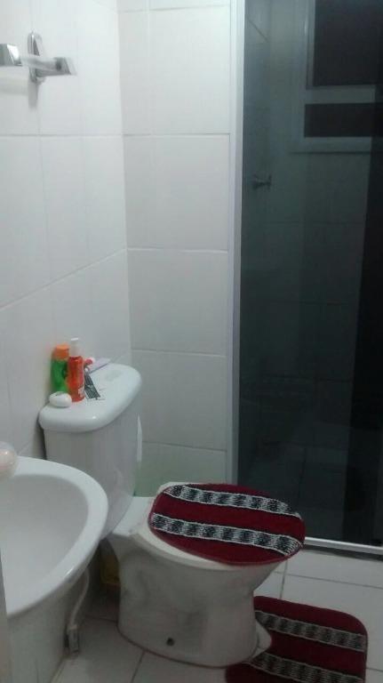 apartamento em jundiapeba, mogi das cruzes/sp de 45m² 2 quartos à venda por r$ 160.000,00 - ap441748