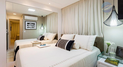 apartamento em lagoa nova, com 3 quartos, 87m² - edifício jerônimo costa - ap0059
