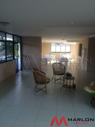 apartamento em lagoa nova condominio paris