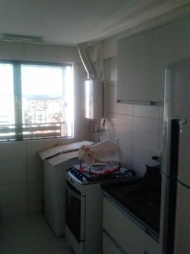 apartamento em lagoa nova, natal/rn de 55m² 2 quartos à venda por r$ 320.000,00 - ap265181