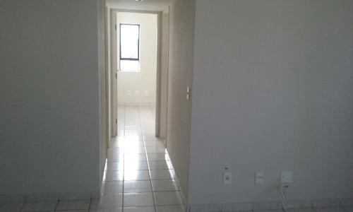 apartamento em lagoa nova, natal/rn de 56m² 2 quartos à venda por r$ 180.000,00 - ap288781