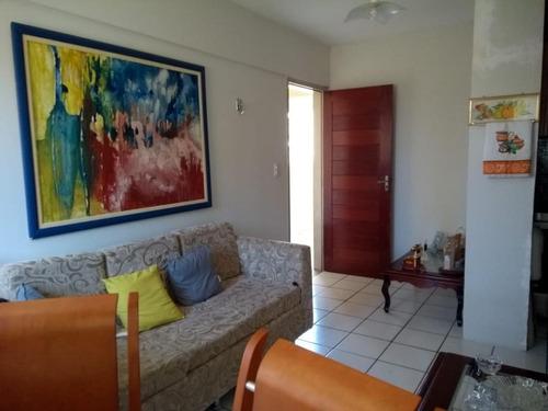 apartamento em lagoa nova, natal/rn de 58m² 2 quartos à venda por r$ 160.000,00 - ap287917