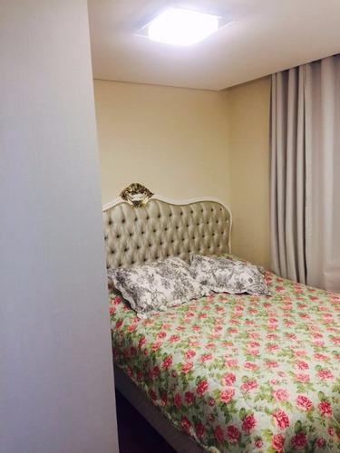 apartamento em lauzane paulista, são paulo/sp de 50m² à venda por r$ 450.000,00 - ap163720