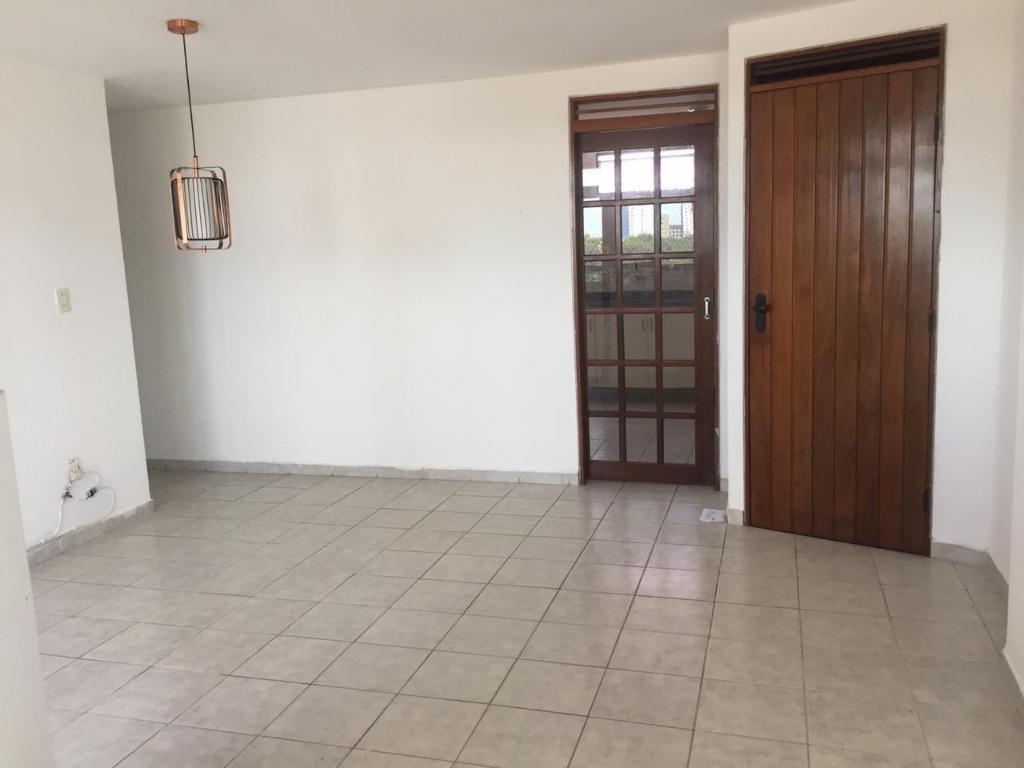 apartamento em manaíra, joão pessoa/pb de 100m² 3 quartos para locação r$ 1.200,00/mes - ap300011