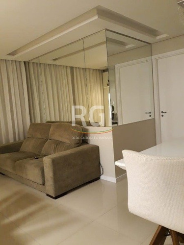 apartamento em marechal rondon com 2 dormitórios - ot6012