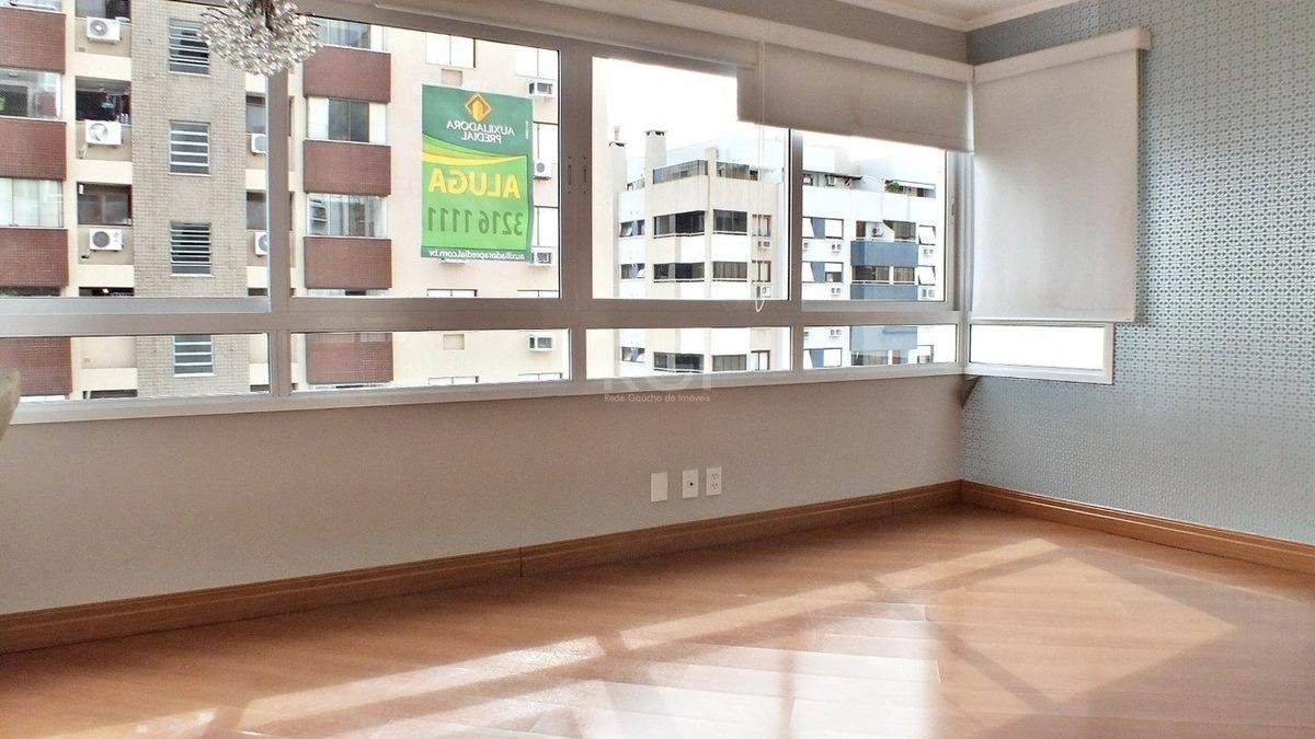 apartamento em menino deus com 1 dormitório - ca4173