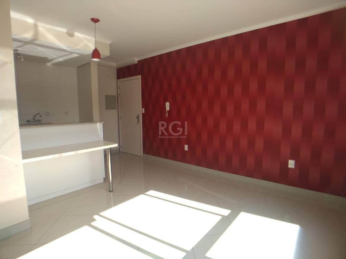 apartamento em menino deus com 1 dormitório - ca4188