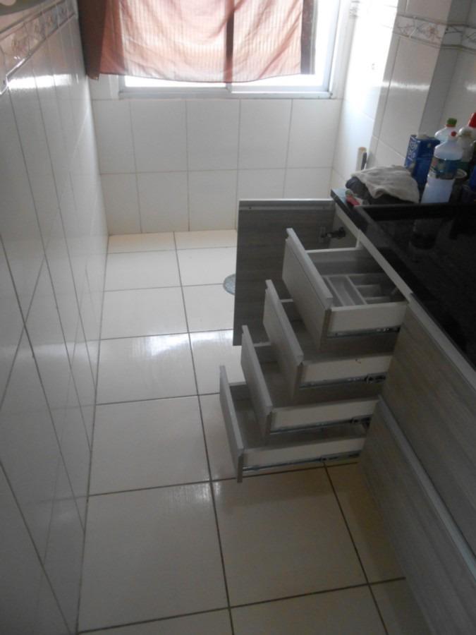 apartamento em menino deus com 1 dormitório - cs36006289
