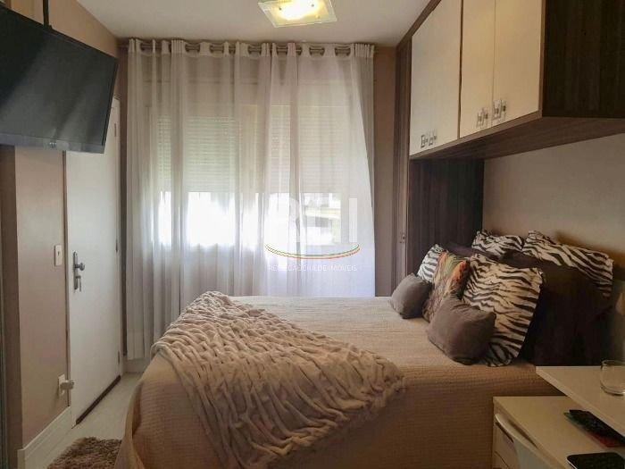 apartamento em menino deus com 1 dormitório - ev3836