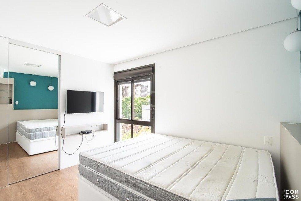 apartamento em menino deus com 2 dormitórios - ca4220