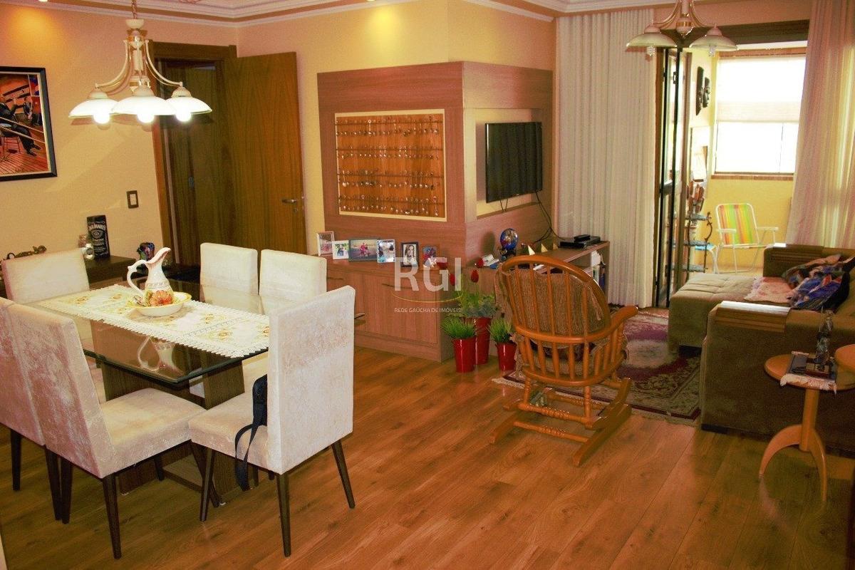 apartamento em menino deus com 3 dormitórios - ko12729