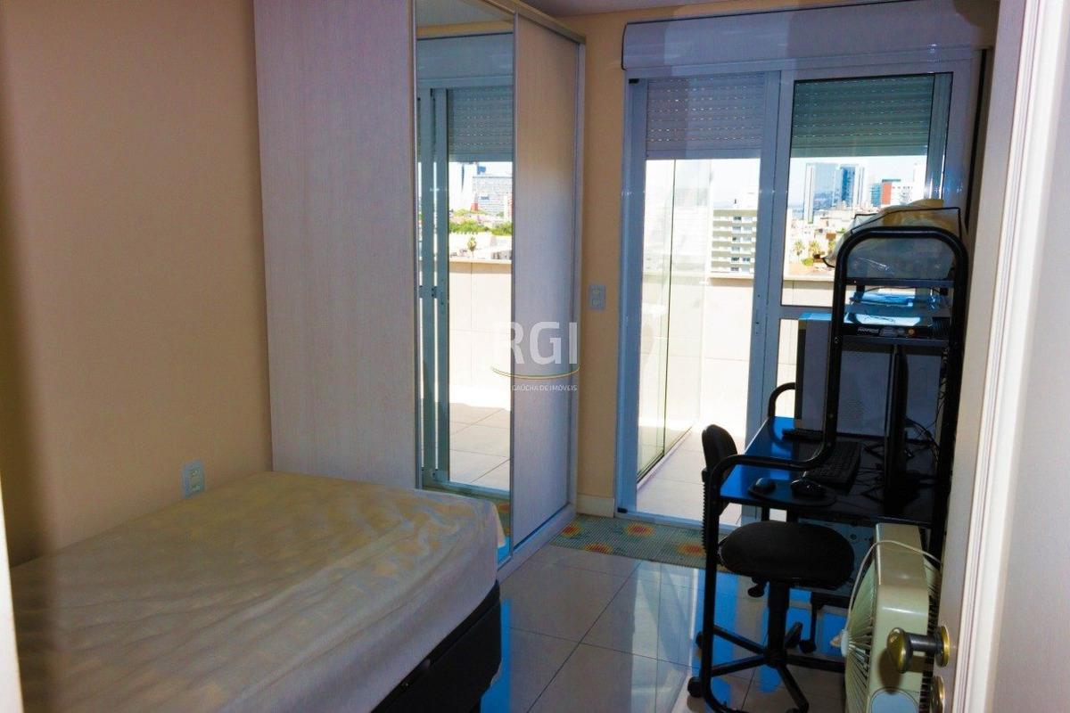 apartamento em menino deus com 3 dormitórios - ko12846