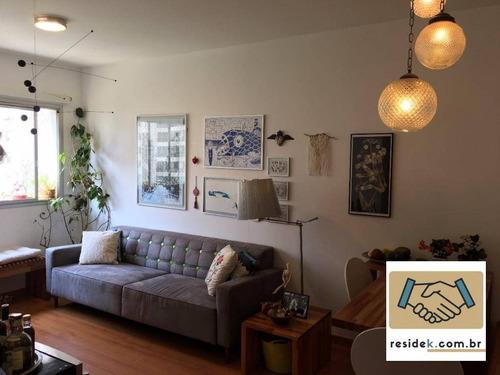apartamento em moema(locação) - ap0110