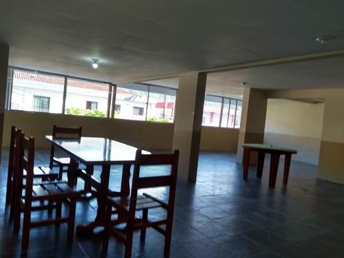 apartamento em mongaguá à 250 metros da praia centro - n5679