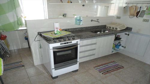 apartamento em mongaguá bairro balneário santa eugênia - v422