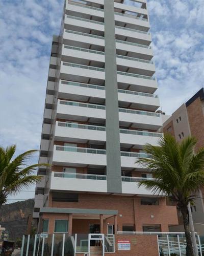 apartamento em mongaguá, centro da cidade - c4252