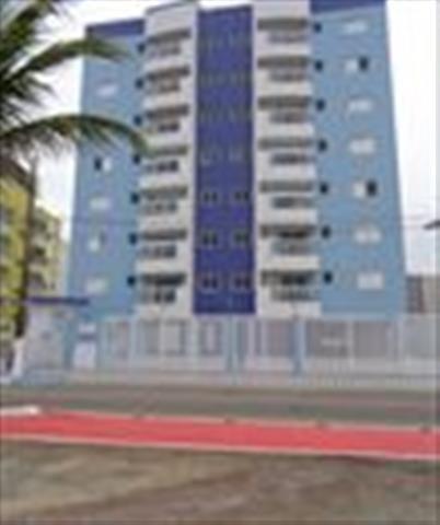 apartamento em mongaguá, frente a praia c5089