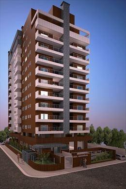 apartamento em mongaguá no centro n4252