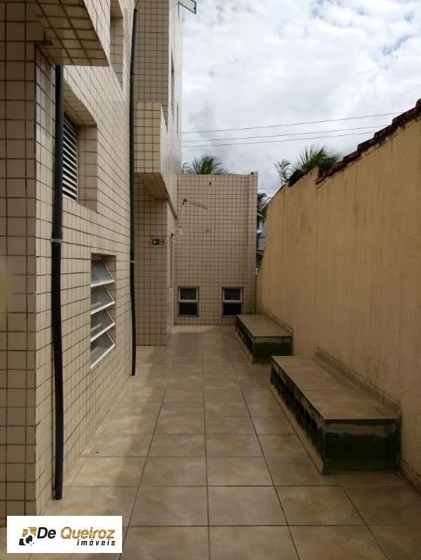 apartamento em mongaguá , vera cruz ,lado praia, rua calçada, 2 dormitórios sendo 1 suíte , sala, cozinha, 1 banheiro, garagem para 1 carro coberta , - 2072 - 34455704