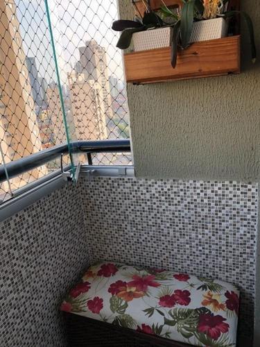 apartamento em mooca, são paulo/sp de 64m² 3 quartos à venda por r$ 540.000,00 - ap219006