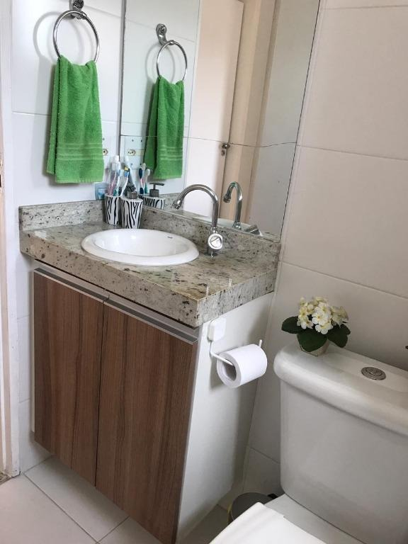 apartamento em morro de nova cintra, santos/sp de 53m² 2 quartos à venda por r$ 263.000,00 - ap274401