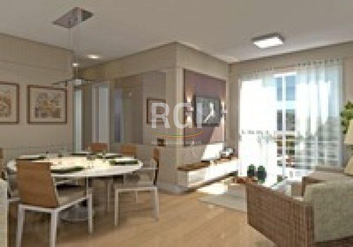 apartamento em nossa senhora das graças com 2 dormitórios - ev3412